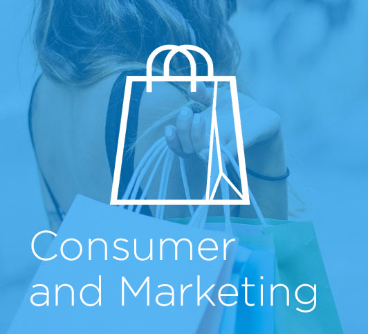 consumer and marketing