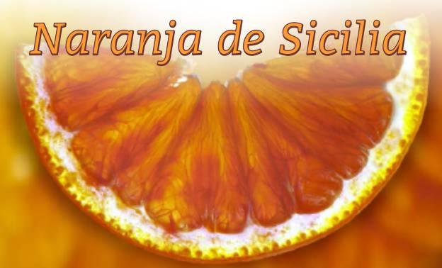 Alimentacion - Naranja de Sicilia