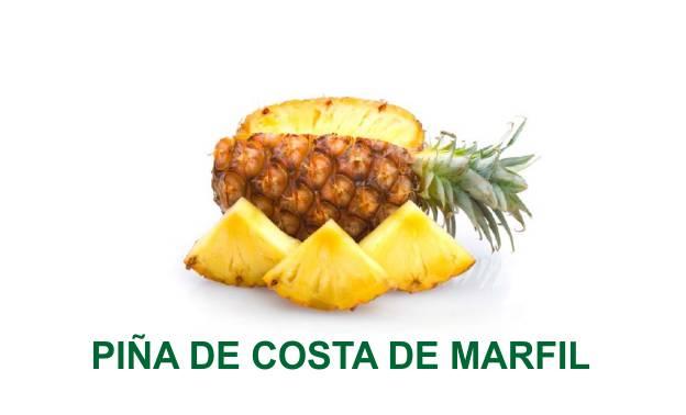 Alimentacion - Piña de Costa Marfil